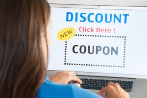 Online Internet Web Coupon for Laptop Computer Discount Shopping