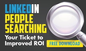 LinkedIn People Searching - Improved ROI