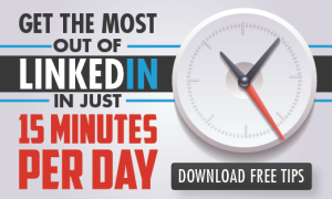 LinkedIn in 15min Per Day