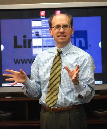 Wayne, the LinkedIn Guru