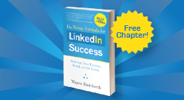 Free Chapter of LinkedIn Success 3rd Ed.