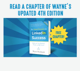 Free Chapter of LinkedIn Success 4th Ed.